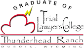 Graduate of Trial Lawyers College