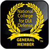 National College of DUI Defense - General Member